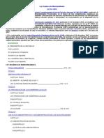 Ley Organica de Municipalidades (Ley N° 27972)