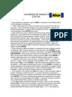 Guia Pratico DTM700