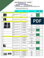Samsung LCD Price List (190404) -TM.xls