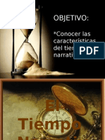 tiempo narrativo sexto básico.pptx