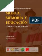 Música, Memoria y Educación