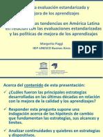 UNESCO  Tendencias de América  Latina