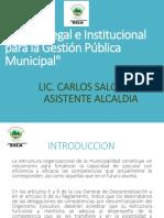 Funciones Legislativas y Ejecutivas, Autonomicas, Del Municipio en Quetzaltenango 2019