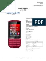 Nokia Asha 300 RM-781