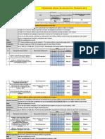 Plan de Salud Anual de Osinergmin 2014 Mes Febrero 2015