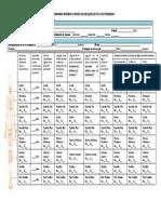 Cuestionario Nórdico Musculoesquelético Extendido 19