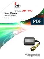 GMT100 User Manual V1.03