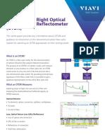 Important Factors Choosing Optical Time Domain Reflectometer Otdr White Paper En