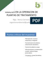 5 Analisis en La Operacion de Plantas