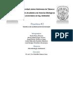 Practica 2 Microbiologia Ambiental
