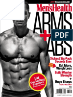 Men's Health South Africa ; Essential Guide to ARMS + ABS - 2017