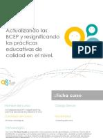 Actualizando Las BCEP