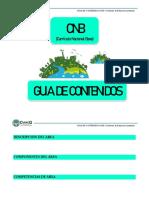 Guía de Contenidos CNB