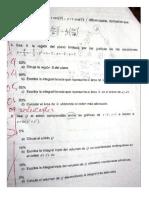 Examen de Suficiencia - MAT315 2018
