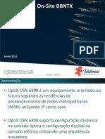 Atendimento On-Site OptiX OSN6800.pdf