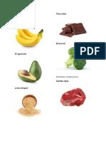Alimentos Energéticos, Constructores, Reguladores