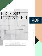 Brand Planner