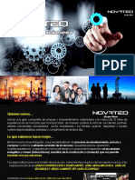 Portafolio Novateq Supplies 2019