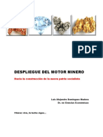 Libro Despliegue Del Motor Minero