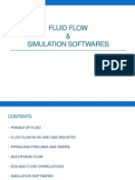 Fluid Flow and Simulation Softwares.pptx
