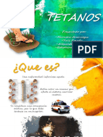 Tetanos (Aplicabilidad Corte I )