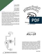Manual Pix 207 7 sons
