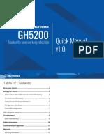 GH5200 Quick Manual v1.0