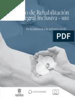 Modelo de Rehabilitacion Integral