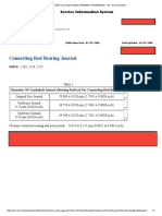 Connecting Rod Bearing Journal 3126