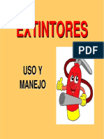 CURSO EXTINTORES