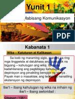 Komunikasyon at pananaliksik.pptx