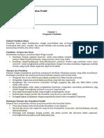 Resume Metodologi Penelitian Bisnis Chapter1-3