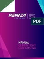 Manual Identidad Corporativa Renata