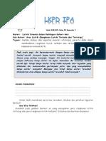 LKPD - Rangkaian Listrik
