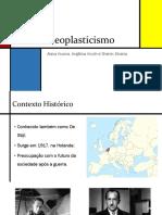 Neoplasticismo