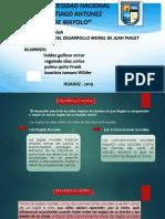 trabajo de axiologia desarrollo moral de jean p.pptx