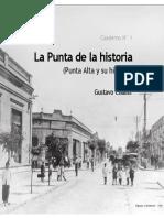 La Punta de La Historia Punta Alta y Su