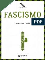 Francesca Tacchi - Fascismo [2019]