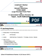 Compro Pt Jes and Proposal Pltmg for Indocement Rvsd