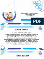 Psicología Positiva y Trastornos de Sexualidad.