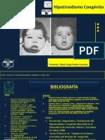 hipotiroidismocongenito
