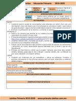 Agosto - 5to Grado Artes (2019-2020).docx