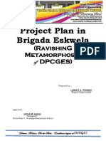 Proposal Project Plan