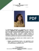 SARA VILLOTA-Jefe Oficina Mujer y Género, juventud y Familia