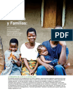 Ninos Orfanatos y Familias- Summary of Research Spanish