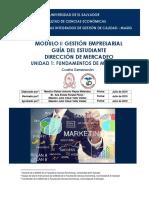 Guía Del Estudiante Dirección de Mercadeo U1_V2019