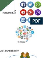 Redes Sociales y Productividad