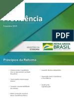 Nova Previdência apresentação para jornalistas Ajustes final para impressão_8h50