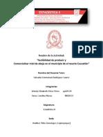 Etapa i Estadistica II