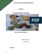 Instituciones Financieras 2019 Evolucion Historico Del Dinero
